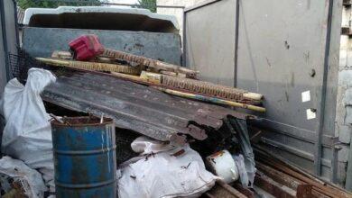 Photo of У Хвилівці в чоловіка конфіскували майже 700 кг металобрухту