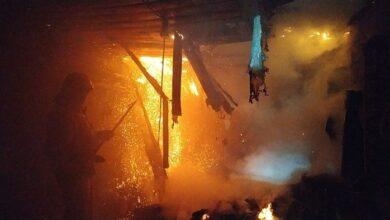 Photo of У Ніжині сталася пожежа. Ймовірна причина – підпал