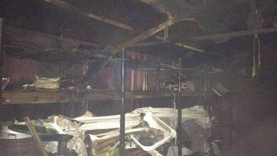 Photo of Подробиці пожежі, що сьогодні сталася у Ніжині. Фото