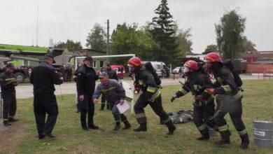 Photo of Пожежники з Ніжина здобули на обласних змаганнях призові місця. Фото
