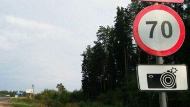 Photo of На Ніжинщині чоловік вкрав 5 дорожніх знаків