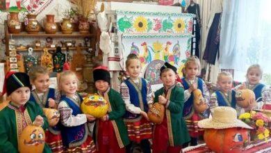 Photo of Як ніжинські малята святкували «Гарбузові іменини». Фото