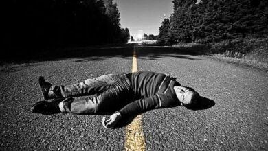 Photo of ДТП у Ніжині: п'яний чоловік лежав просто на проїжджій частині