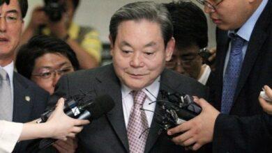 Photo of У Сеулі помер голова Samsung