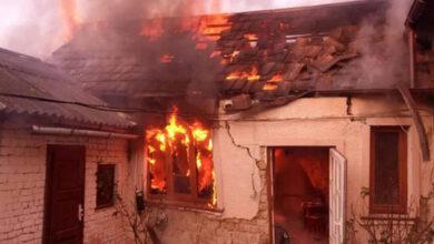 Photo of У Ніжині вночі горіла літня кухня