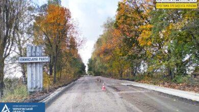 Photo of Ремонт дороги на межі Ніжинського та Бобровицького районів розпочато