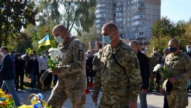 Photo of Як у Ніжині відзначили День Захисника України і День козацтва. Фото