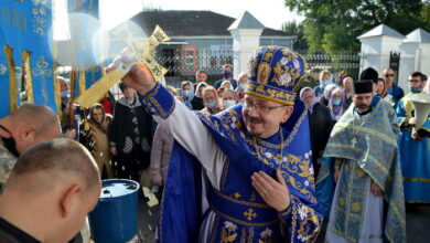 Photo of Свято Покрови Пресвятої Богородиці у Ніжині: як цьогоріч святкували?