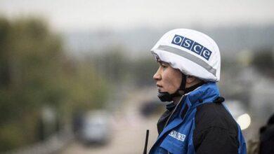 Photo of ОБСЄ зафіксували на Донбасі 19 порушень режиму припинення вогню за добу