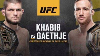Photo of Хабіб — Гетжі: букмекери назвали фаворита на турнірі UFC 254
