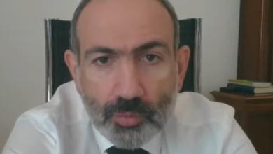 Photo of Пашинян закликав вірменський народ до зброї