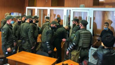 Photo of В Одесі учасники бунту в колонії порізали вени в суді