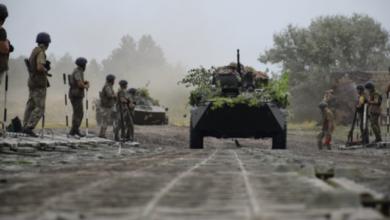 Photo of Бойовики вели обстріли із гранатометів біля Авдіївки