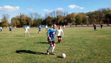 Photo of У Ніжині відбувся традиційний ветеранський футбольний турнір. Фото