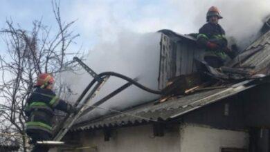 Photo of У Ніжині через несправну піч загорівся житловий будинок