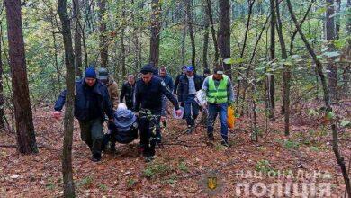 Photo of У болоті на Чернігівщині правоохоронці знайшли жінку, яка загубилася