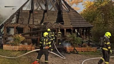Photo of У Празі згоріла українська церква XVII століття