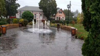 Photo of До весни: пішохідний фонтан законсервують