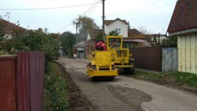 Photo of У Ніжині розпочали капітальний ремонт на трьох вулицях. Фото