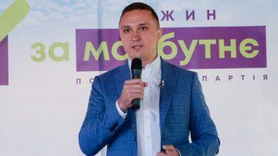 """Photo of Олександр Кодола: """"Хочу зробити Ніжин успішним містом"""""""