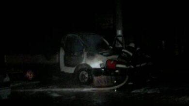 Photo of У Ніжині палав автомобіль. Причину встановили