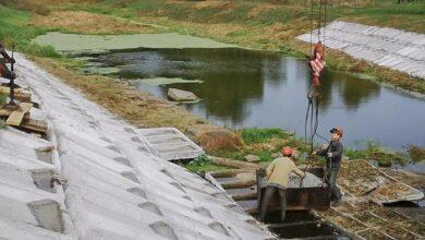 Photo of Чому помирає у минулому судноплавна річка Остер?