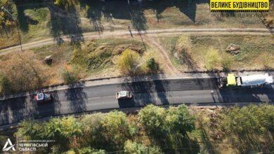 Photo of Відремонтовано вже майже 40 кілометрів дороги Ніжин-Прилуки