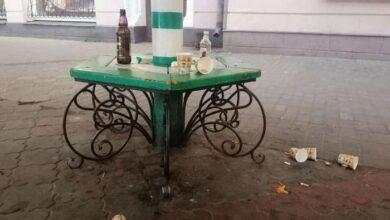 """Photo of Вечірні """"посиденьки"""" ніжинців додають роботи комунальникам. Фото"""