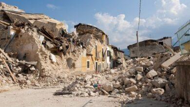 Photo of Перші фото та відео землетрусу в Туреччині та Греції