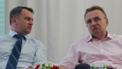 Photo of Садовий і Синютка зустрінуться у другому турі виборів у Львові