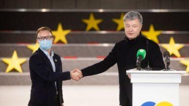 Photo of Вибори мера Черкас: Слуга народу і ЄС підтримали кандидата від Голосу