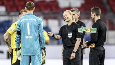 Photo of Іран скасував трансляцію Суперкубка Німеччини через жінку-арбітра