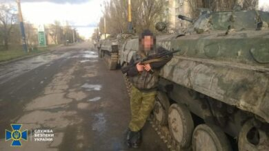 Photo of СБУ затримала бойовика, який перебував у загальнодержавному розшуку