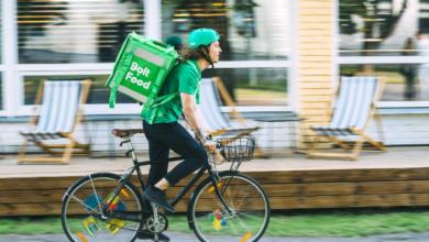 Photo of У період запуску безкоштовно: у Києві запустили доставку їжі Bolt Food