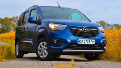 Photo of Тест-драйв Opel Combo Life: німець чи француз?