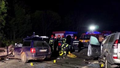 Photo of Загинула родина: на Хмельниччині прокурор на Toyota Prado зіткнувся з легковиком