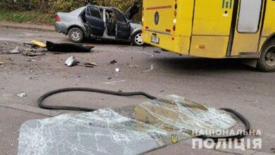 Photo of Загиблий та троє травмованих дітей: у Рівному зіштовхнулися три авто