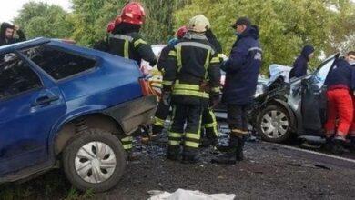 Photo of На Львівщині сталася ДТП за участі чотирьох машин, є загиблі