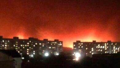 Photo of ЗСУ долучились до гасіння пожеж на Луганщині, вогонь підходить до Сєвєродонецька