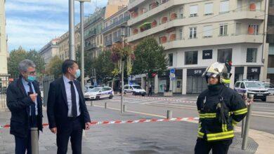 Photo of Момент затримання терориста у Ніцці потрапив на відео