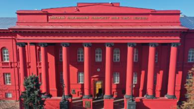 Photo of КНУ ім. Шевченка закрився на карантин