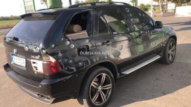 Photo of На Одещині підірвали авто з кандидатом у депутати Бабенком – він у лікарні