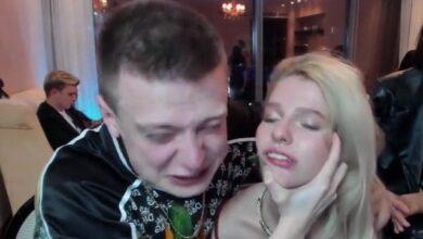 Photo of Стрімер Мелстрой у прямому ефірі вдарив обличчям об стіл Олену Єфремову (18+)