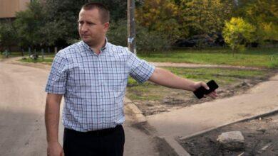 Photo of Заїжджають на зелені зони, тому що на Троєщині немає парковок – Бусаєв