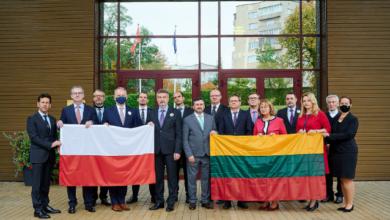 Photo of Польща та Литва відкликають послів з Білорусі