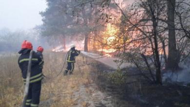 Photo of Чотири версії виникнення масштабних пожеж на Луганщині