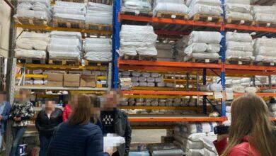 Photo of Збитки на 140 млн грн: СБУ викрила схему незаконного імпорту текстилю