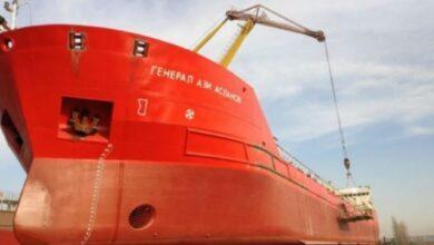 Photo of Вибух на танкері РФ в Азовському морі: судно відбуксирували