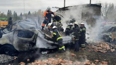 Photo of 80% опіків тіла: помер третій постраждалий від вибуху газу під Харковом