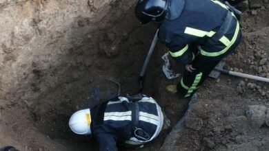 Photo of В Одесі обвалився котлован, є загиблі